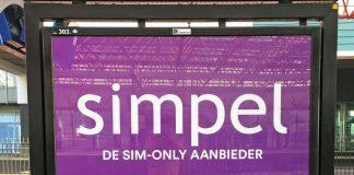 Sim-only aanbieder Simpel