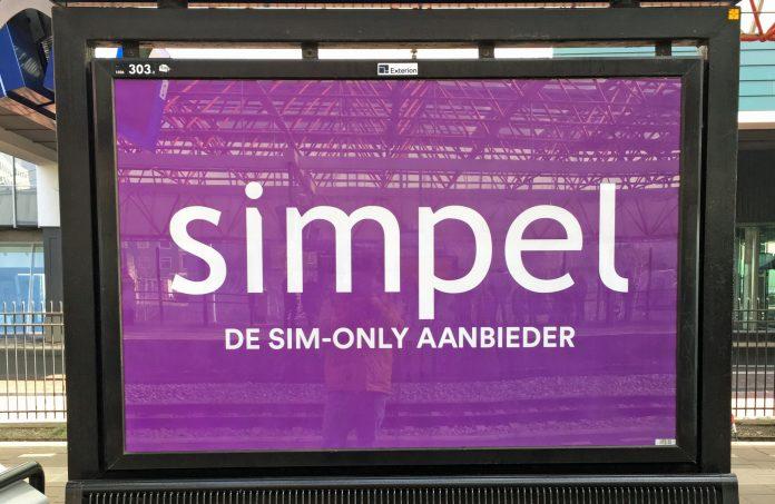 Sim-only aanbieder Simpel timmert al meer dan 10 jaar aan weg