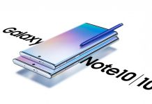 De Galaxy Note10-lijn van Samsung bestaat uit twee formaten: Galaxy Note10 (6,3-inch display) en Galaxy Note10+ (6,8 inch display).