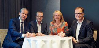Schiphol en mobiele operators (KPN, T-Mobile en VodafoneZiggo) werken samen aan nieuw mobiel netwerk