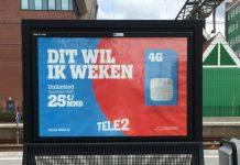 Tele2 biedt onbeperkt bellen, sms'en en internetten voor € 25 per maand
