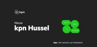 KPN introduceert KPN Hussel: keuzevrij en flexibel abonnement