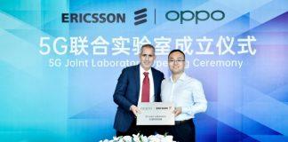 OPPO en Ericsson versterken samenwerking met de lancering van 5G joint lab