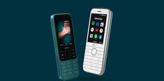 HMD Global lanceert nieuwe versies van Nokia 6300 en Nokia 8000